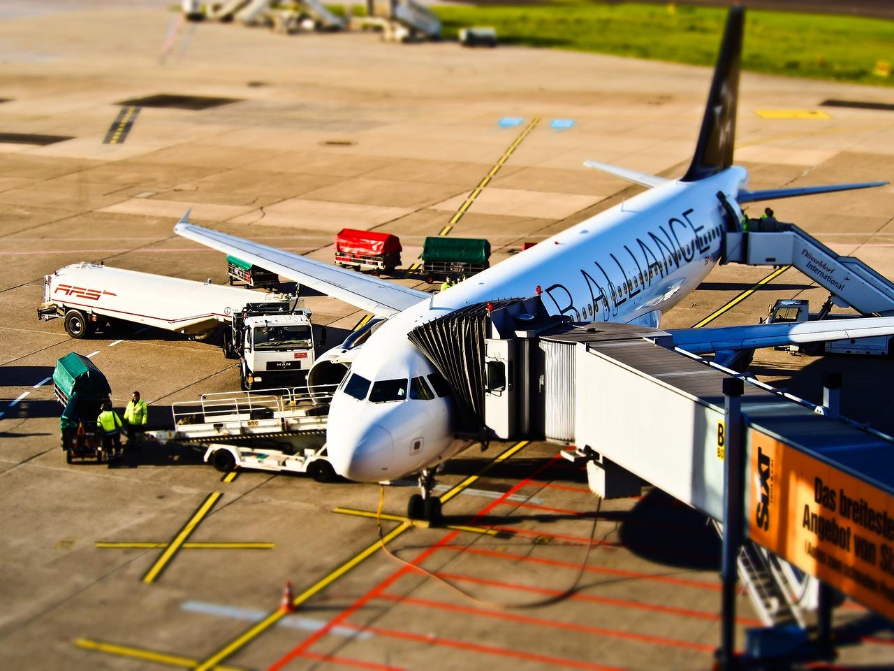 Ekstremalne połączenie z lotniskiem